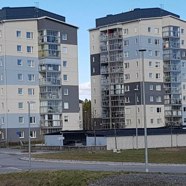 PLG - Riksbyggen Bostäder Mariestrand