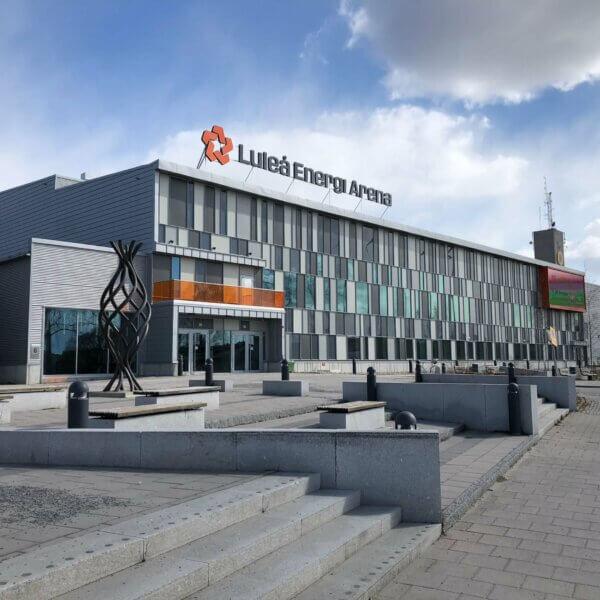 PLG - Luleå Energi Arena