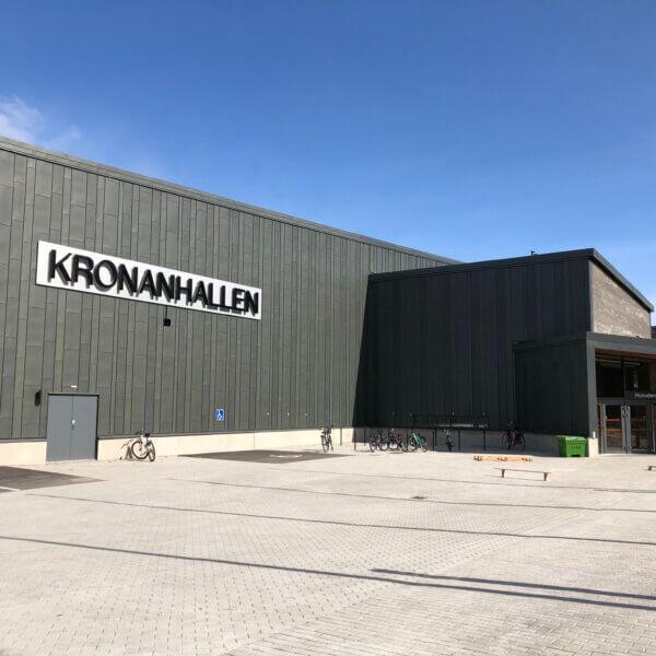 PLG - Kronanhallen i Luleå