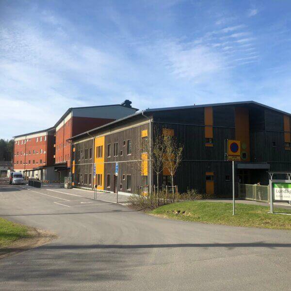 PLG - Lundagård samverkanshus