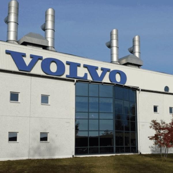 PLG - Volvo Lastvagnars utbyggnader