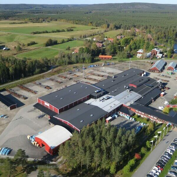 PLG - Olofsfors utbyggnader